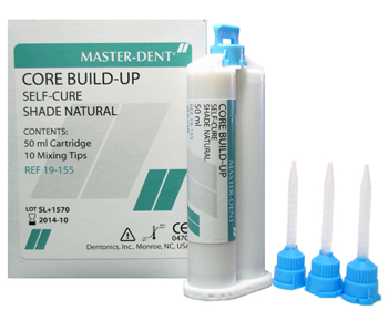 Master-Dent Automix Core Build-up Material