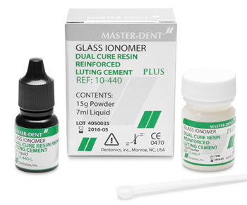 Glass Ionomer Dual Cure