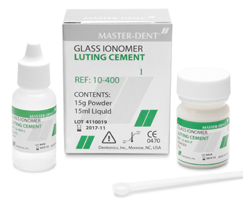 Glass Ionomer Luting Cement